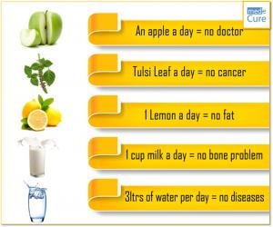 Health tip 4